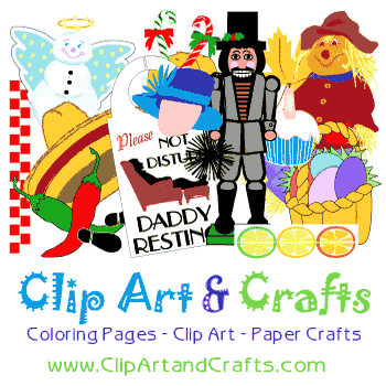Clip Art and Crafts