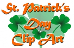 St. Patricks Day clip art