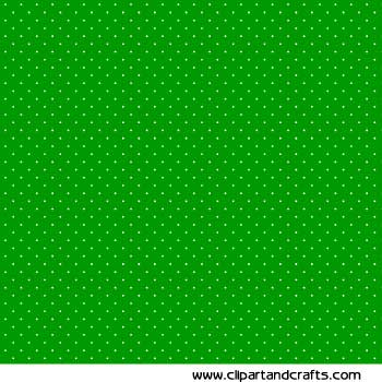 "Printable 8.5"" x 11"" green and white dot paper sheet"
